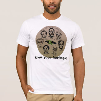 Jamaica Hero collection - Know your heritage! T-Shirt