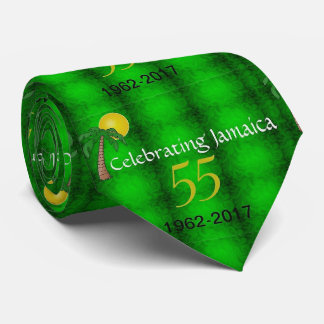 Jamaica Independence Men's Tie