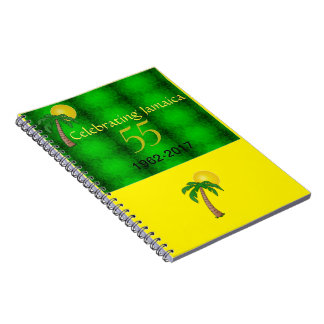 Jamaica Independence Note Book
