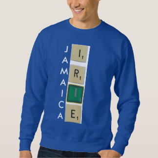 JAMAICA IRIE COMFORT LONG SLEEVE SWEATSHIRT