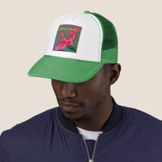 Jamaica is irie mon! -Baseball cap