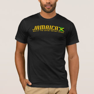 JAMAICA land of the worlds fastest people T-Shirt