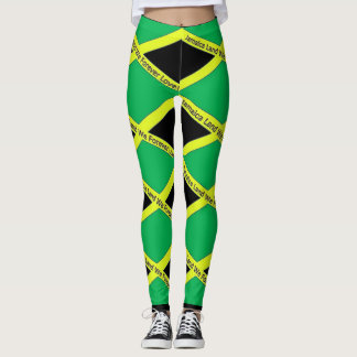 Jamaica Land We Forever Love Leggings