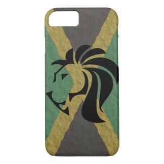 Jamaica lion iPhone 8/7 case