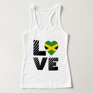 Jamaica - LOVE Tank Top