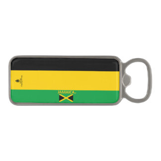 Jamaica Magnetic Bottle Opener