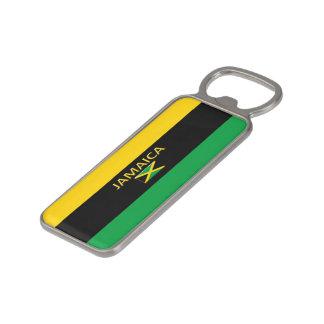 Jamaica Magnetic Striped Bottle Opener