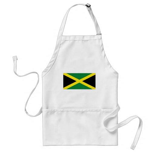 Jamaica National Flag Apron