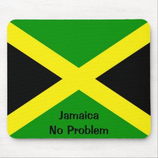 Jamaica No Problem Mouse Pad