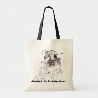 Jamaica No Problem Tote Bag