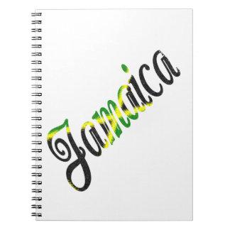 Jamaica Note Books