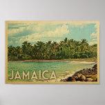 Jamaica Poster - Vintage Travel Poster