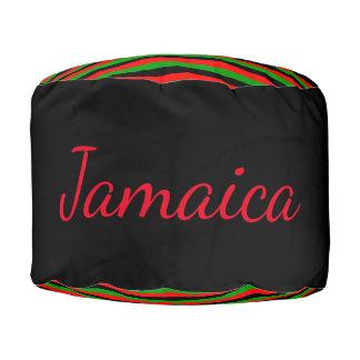 Jamaica Pouf