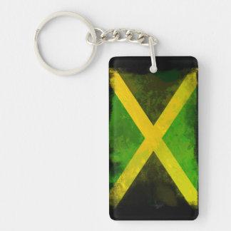 Jamaica Roots Keychain