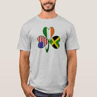 Jamaica Shamrock T-Shirt