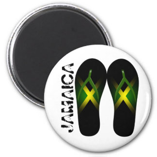 Jamaica Slipper Magnet