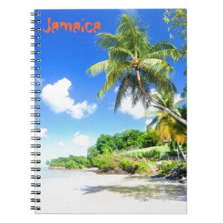Jamaica Spiral Notebooks