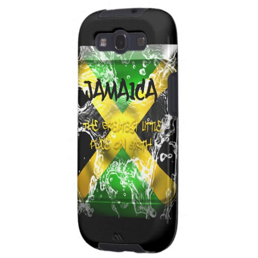Jamaica the Greatest  Little Place on Earth Case-M Galaxy S3 Covers
