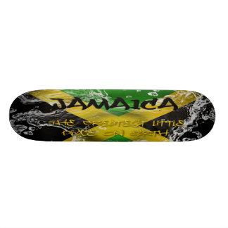 Jamaica The Greatest Little Place on Earth  Skateb Skate Board Decks