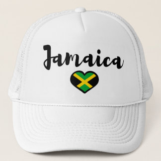 Jamaica Trucker Hat