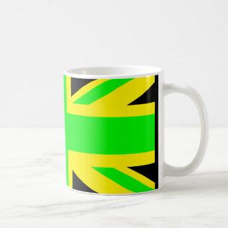 Jamaica/UK Coffee Mug