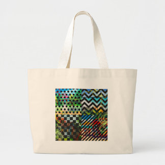 JAMAICA WITH LOVE LARGE TOTE BAG