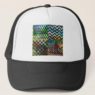 JAMAICA WITH LOVE TRUCKER HAT