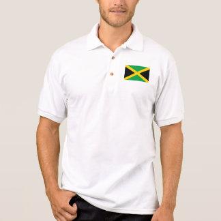 Jamaica World Flag Polo Shirt