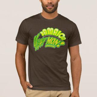 Jamaica Yeah Mon Brown Shirt