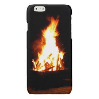 Jamaican Beach Bonfire iPhone