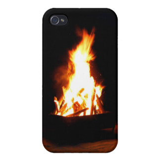 Jamaican Beach Bonfire iPhone iPhone 4 Cover