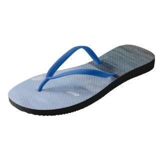 Jamaican Beach Flip Flops