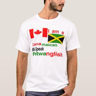 Jamaican canadian men's T-Shirt