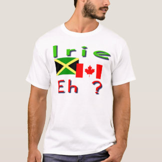 Jamaican-canadian t-shirts