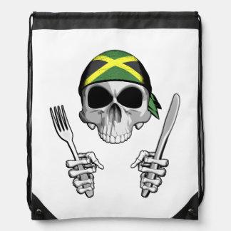 Jamaican Chef 4 Cinch Bag