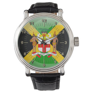 Jamaican Coat of arms Watch