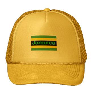Jamaican Colours Baseball Cap Trucker Hat