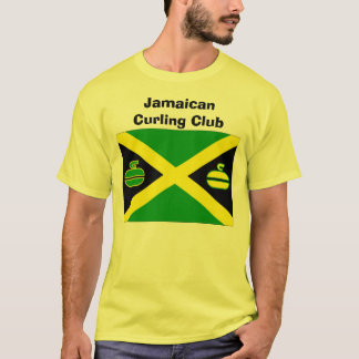 Jamaican Curling Club T-Shirt