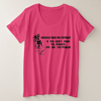Jamaican Dance Hall #mms006 Plus Size T-Shirt