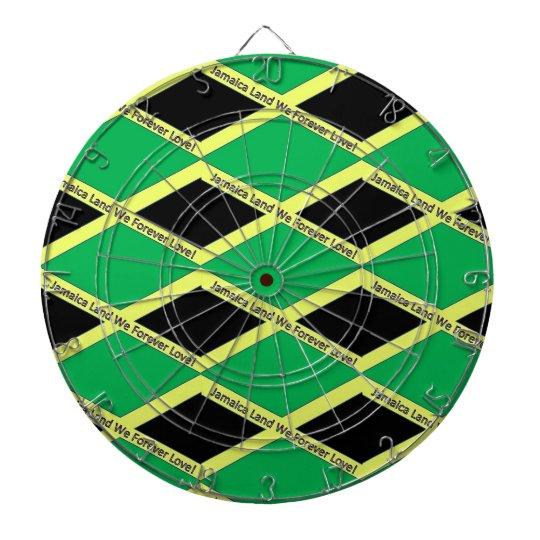 Jamaican Dart Board