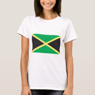 Jamaican Flag Art T-Shirt
