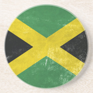 Jamaican Flag Coasters