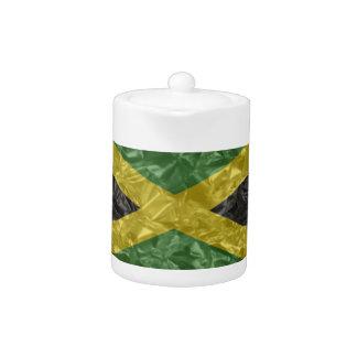 Jamaican Flag - Crinkled