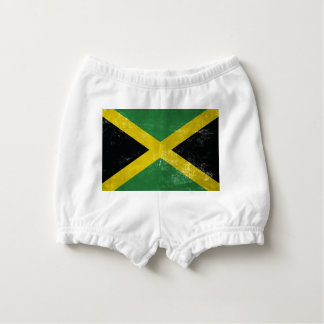 Jamaican Flag Diaper Cover