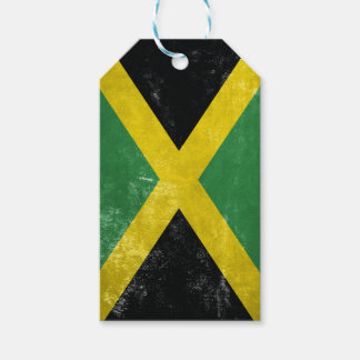 Jamaican Flag Gift Tags