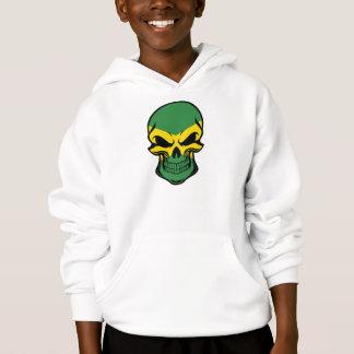 Jamaican Flag Skull