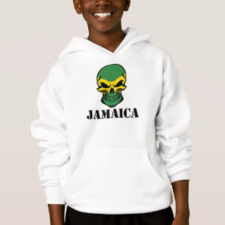 Jamaican Flag Skull Jamaica