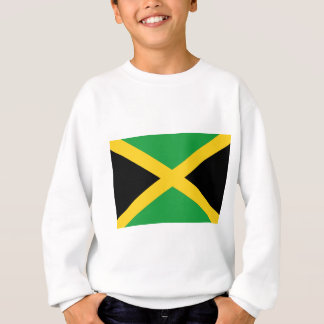 Jamaican flag sweatshirt