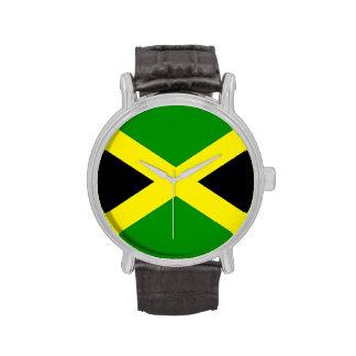 Jamaican Flag Watch