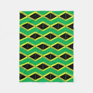 Jamaican Fleece Blanket